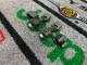 【テイクオフパーツ】 07y− ジープ ラングラー用 純正 フードキャッチ 左右セット