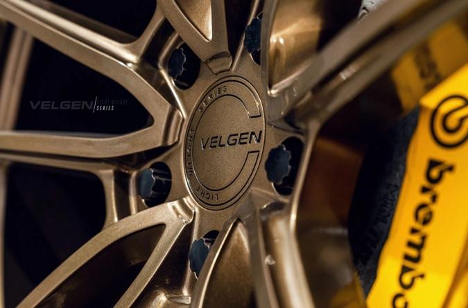 11y− ジープ グランドチェロキー SRT8/トラックホーク用 新品 22インチ VELGEN  軽量鋳造タイプ V5 1本単価  ※要 6色選択