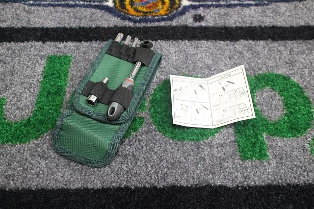07y− ジープ ラングラー 純正 ハードトップ リームーバルツール 【工具】