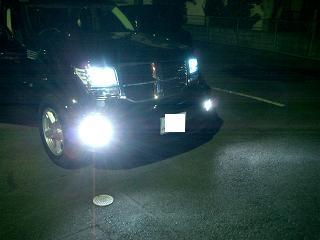 08−12y ジープ チェロキー 日本D車/専用設計 オリジナルHIDキット 【ヘッドライト】 (6000K)