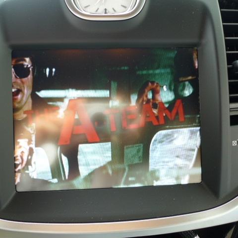 11y− ダッジ チャージャー 地デジ/フロントカメラ/ナビゲーション/DVD/音楽 等 映像・音声 外部入力用 インターフェイスキット 【純正8.4インチ モニター用】