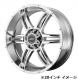 08−12y ジープ チェロキー 17インチ ホイール 【クロームメッキ】【American Racing製/890】 ※1本単価