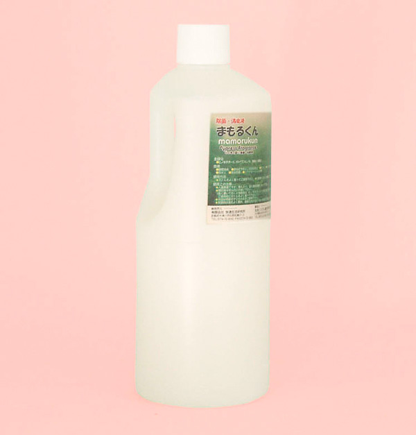 【100%天然素材の除菌・消臭液】まもるくん(MAMORUKUN)【v400】