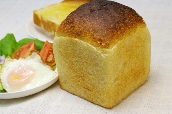 【無肥料・自然栽培】自家製酒種酵母で作る食パン 【10月1日(金)製造分】【v600】