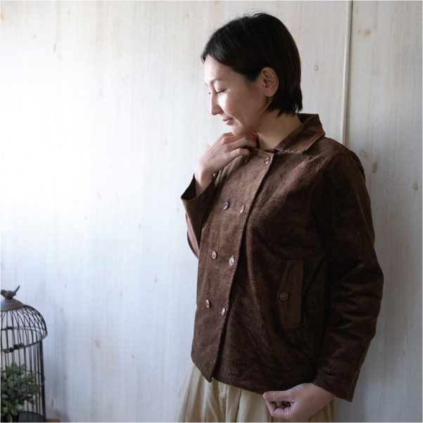 コート【メール便不可】  -CT0128
