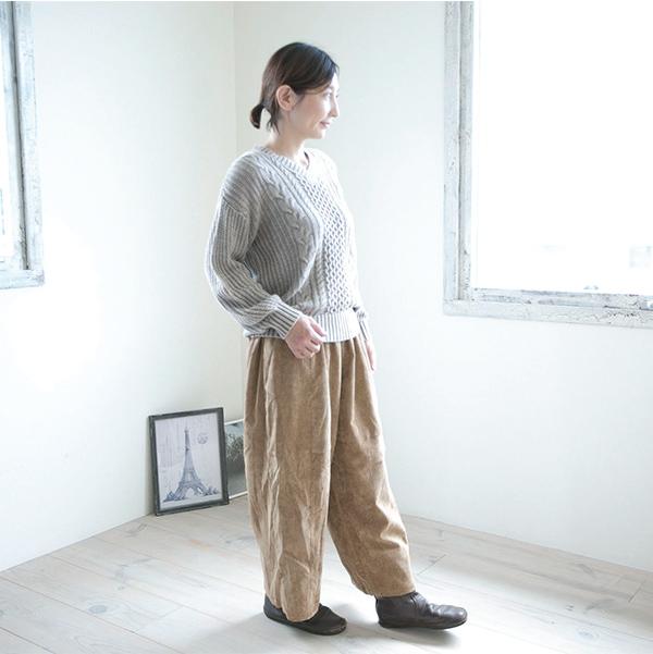 プルオーバー【メール便不可】  -WT0164