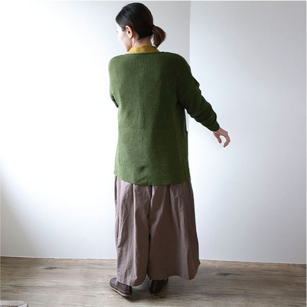 カーディガン【メール便不可】  -CD0381