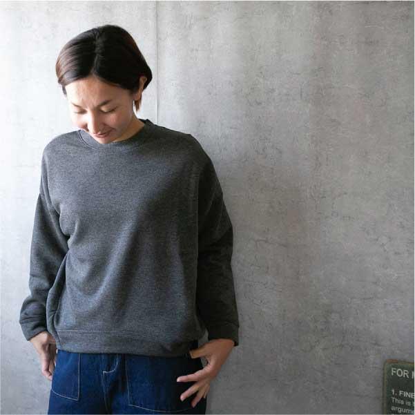 カットソー【メール便可】  -CS0567