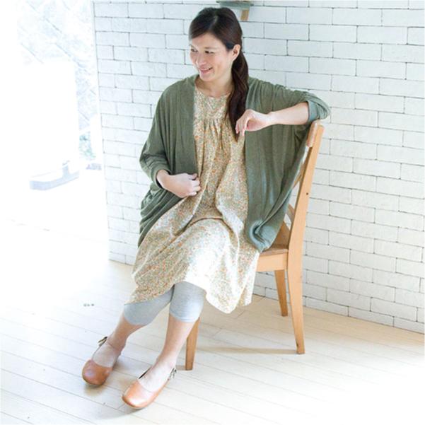 ロングカーディガン【メール便可】  -CD0131