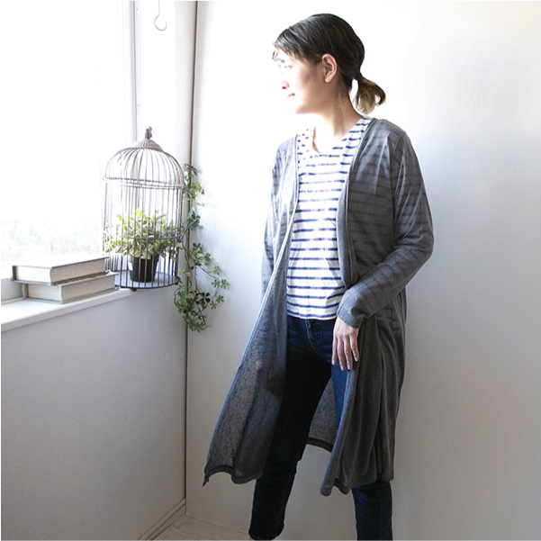 カーディガン【メール便不可】  -CD0389