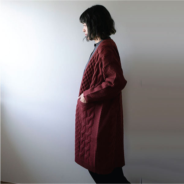 カーディガン【メール便不可】  -CT0147