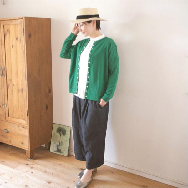 カーディガン【メール便不可】  -CD0386