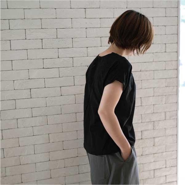 ブラウス【メール便可】  -BS0704
