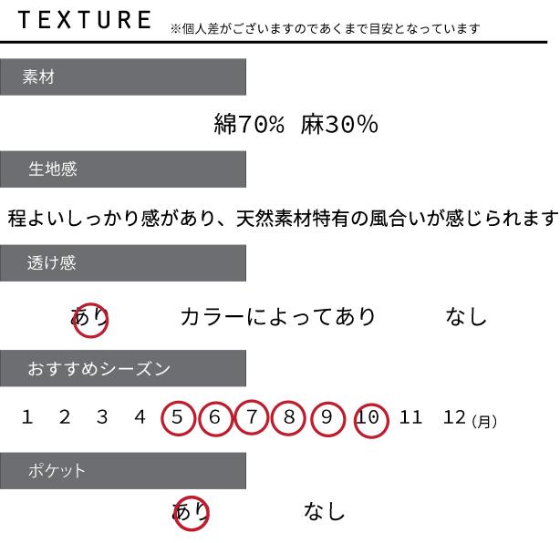 Aラインワンピース【メール便不可】  -NP1408