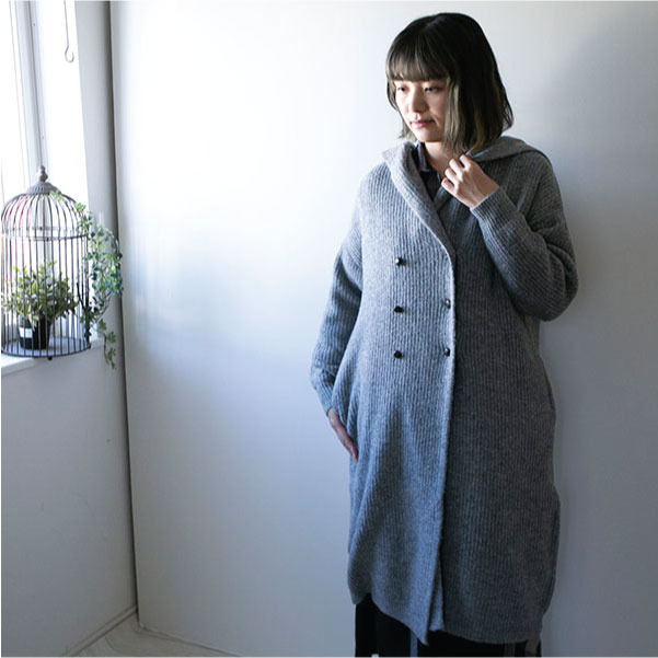 カーディガン【メール便不可】  -CT0142