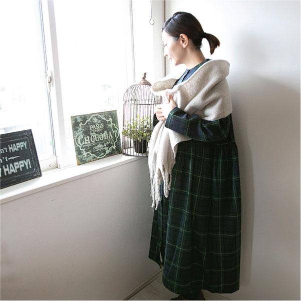 マフラー【メール便不可】  -SL0250