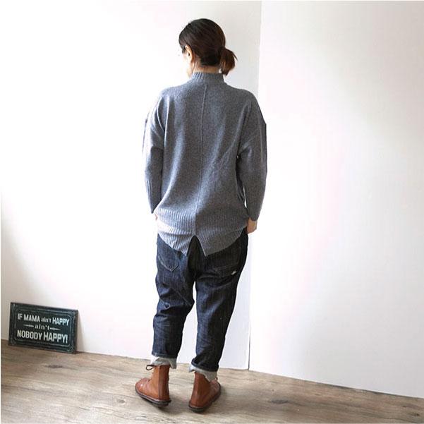 ニットソー【メール便不可】  -WT0192