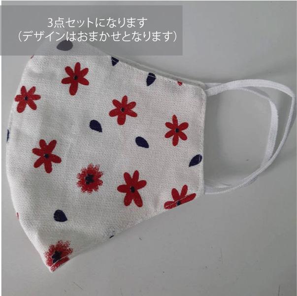 マスク【メール便可】  -AE0195