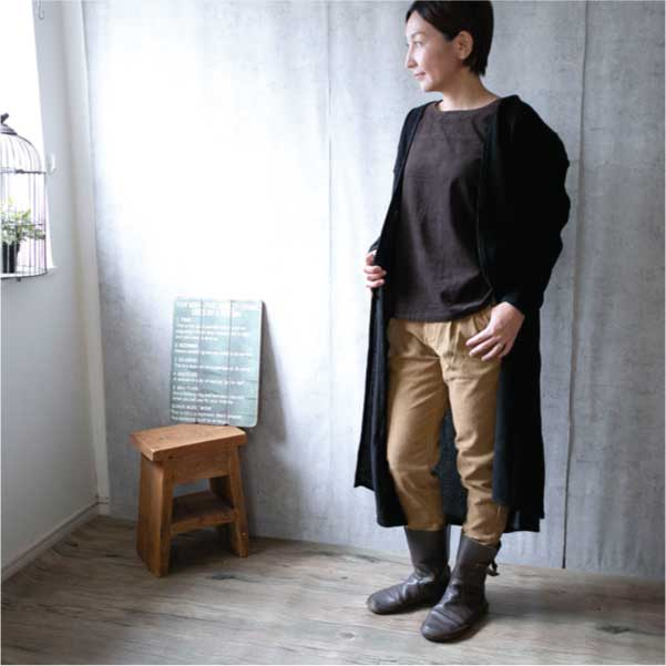 カーディガン【メール便不可】  -CD0358