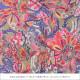 スカート Sol(ソル) Oriente(オリエンテ) 色:ブルーXピンク系 [フラメンコ用][スペイン直輸入][送料無料]