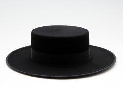 [在庫限りの特別価格]コルドベス (帽子) 羊毛 裏地つき [フラメンコ用][スペイン直輸入][大型送料加算対象品 : 1箱につき550円][HMBR]