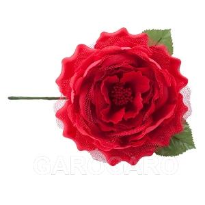 バラ Rey (レイ) チュールレース [フラメンコ用][スペイン直輸入]