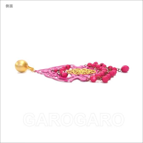 【針なし】イヤリング Alhambra Oro(アランブラ オロ) (クリップ & ねじの日本式留め具) [フラメンコ用] [スペイン直輸入] [おまかせメール便可]