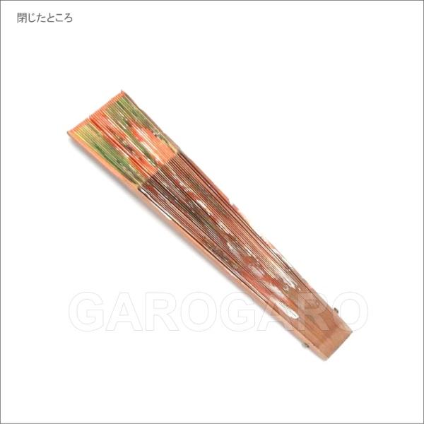 ペイントアバニコ FloresNaranjas(オレンジ色の花) (23cm・片面張り) ナチュラル[小さい] [フラメンコ用] [スペイン直輸入] [おまかせメール便可]