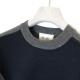 LAD BY DEMYLEE (ラッドバイデミリー) 袖切替しニットDE-622080009