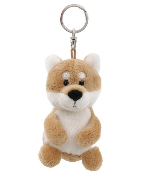 ニキ NICI キーホルダー ぬいぐるみ アニマル 動物 犬 シュナウザー ゴリラ ヒヨコ クマ ベア かわいい 人気 ふわふわ もこもこ
