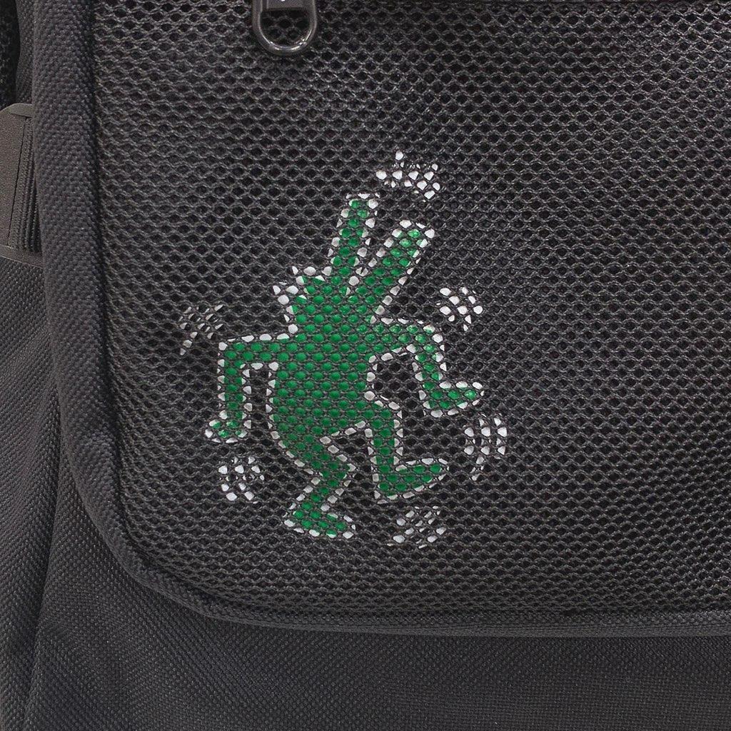 キースへリング Keith Haring リュックサック デイパック 人気 B4サイズ収納可能 通学 通勤 PCスリーブ タブレット ブランド 学校 黒