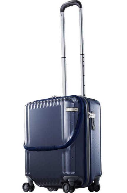 ace.TOKYO LABEL エースドットトーキョーレーベル Palisades-Z パリセイドZ 45 スーツケース No.05581