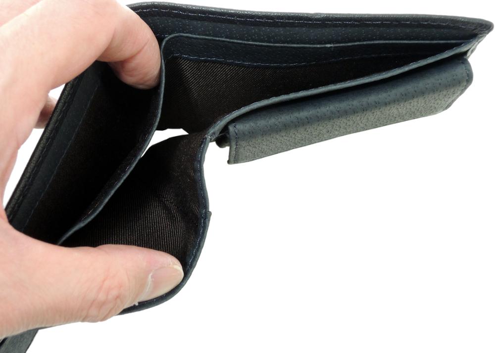 リー Lee 財布 二つ折り 小銭入れ付き メンズ 本革 0520312