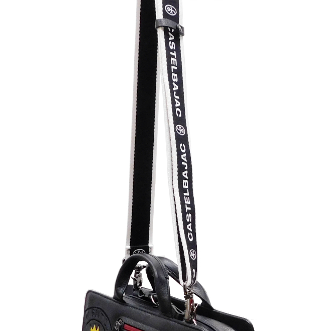 カステルバジャック CASTELBAJAC  リンク Link ショルダー付き手付きショルダーバッグ 030212