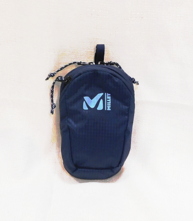 ミレー MILLET ヴォヤージュ パッデッド ポーチ VOYAGE PADDED POUCH 外付け小型ポーチ MIS0660