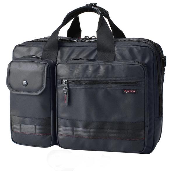 ロスコ ROTHCO ビジネスバッグ 3WAYビジネスバッグ 拡張機能付き RED LINE SERIES L 45cm 45005