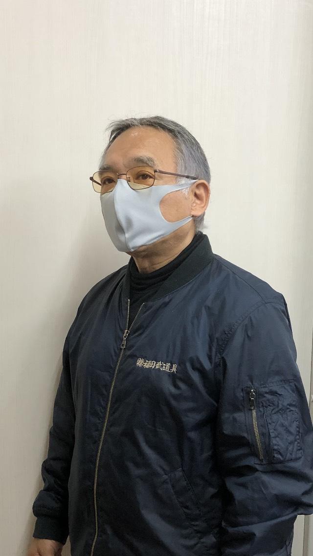 洗えるマスク
