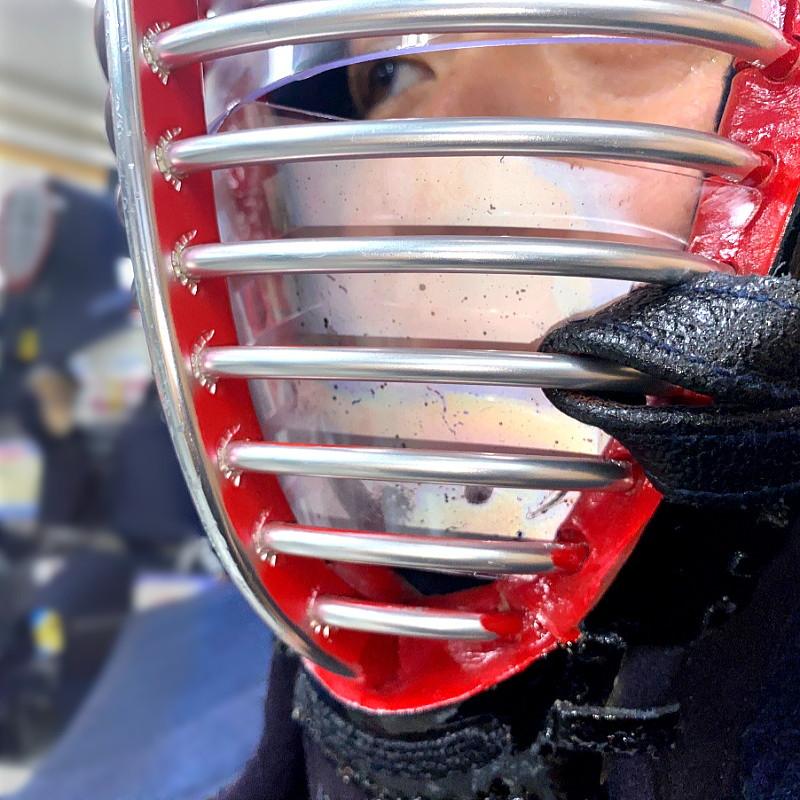 【抗菌】 シールドは不衛生になりがち!制菌効果が高く衛生的な飛沫吸収カバー 藍染 &銅繊維 剣道マスク(シールド)専用カバー