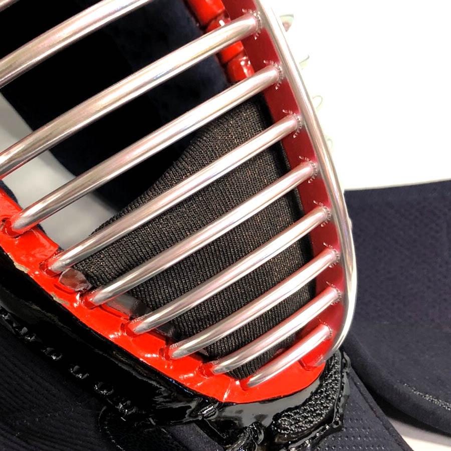 【抗菌タイプ】 シールドは不衛生になりがち!制菌効果が高く衛生的な飛沫吸収カバー 藍染 &銅繊維 剣道マスク(シールド)用