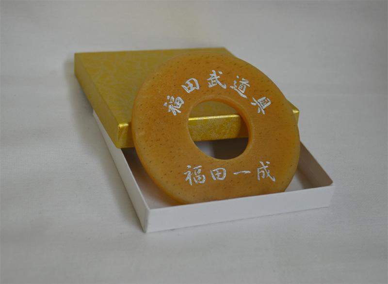 ツバ 磨き革ツバ (箱入り)