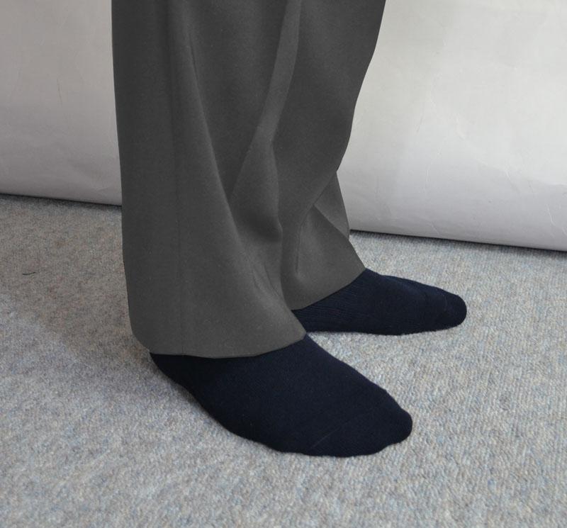 審判用靴下 足の負担を軽減!