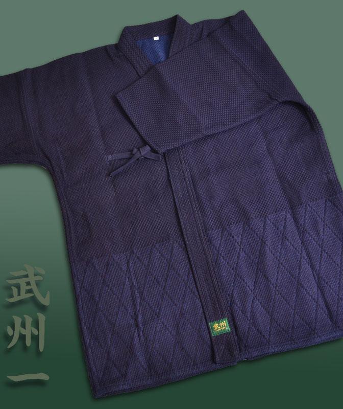 剣道着 武州一 正藍#240