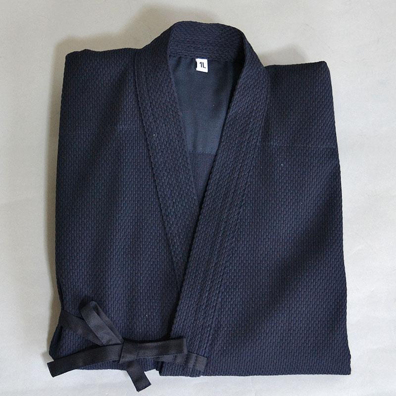 剣道着 色落ちしない! 一重(紺) 小さいサイズ(00〜0.5号)