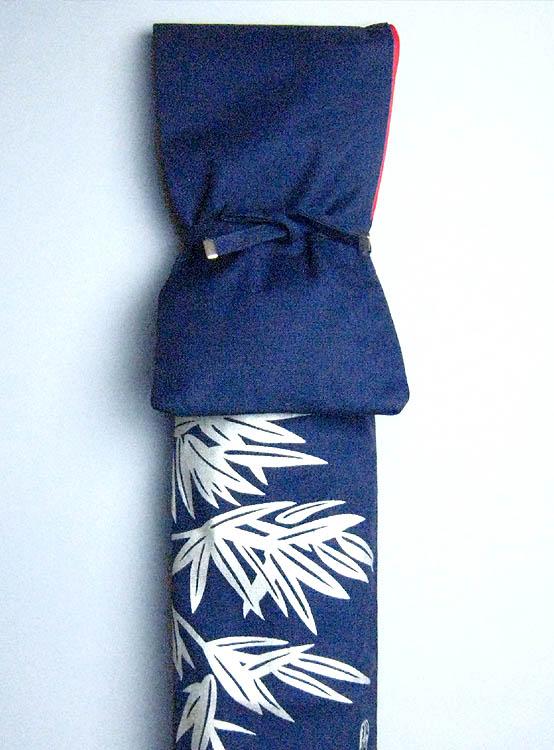 竹刀袋 略式(3本入れ) 竹林