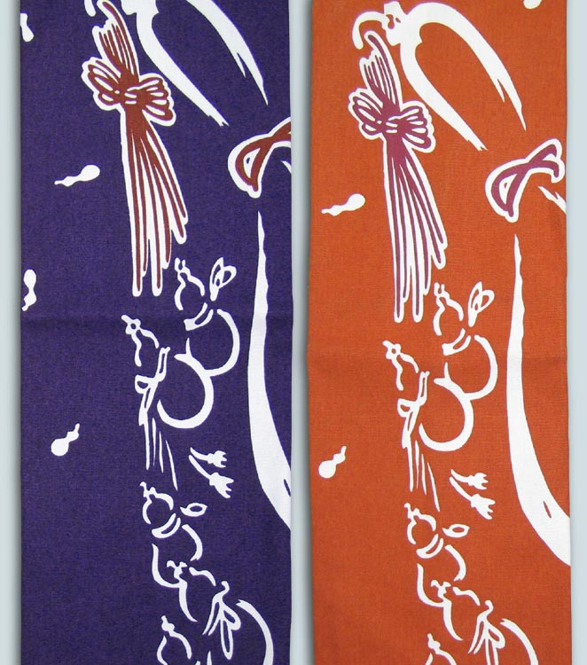 竹刀袋 略式(3本入れ) 瓢箪(ひょうたん)