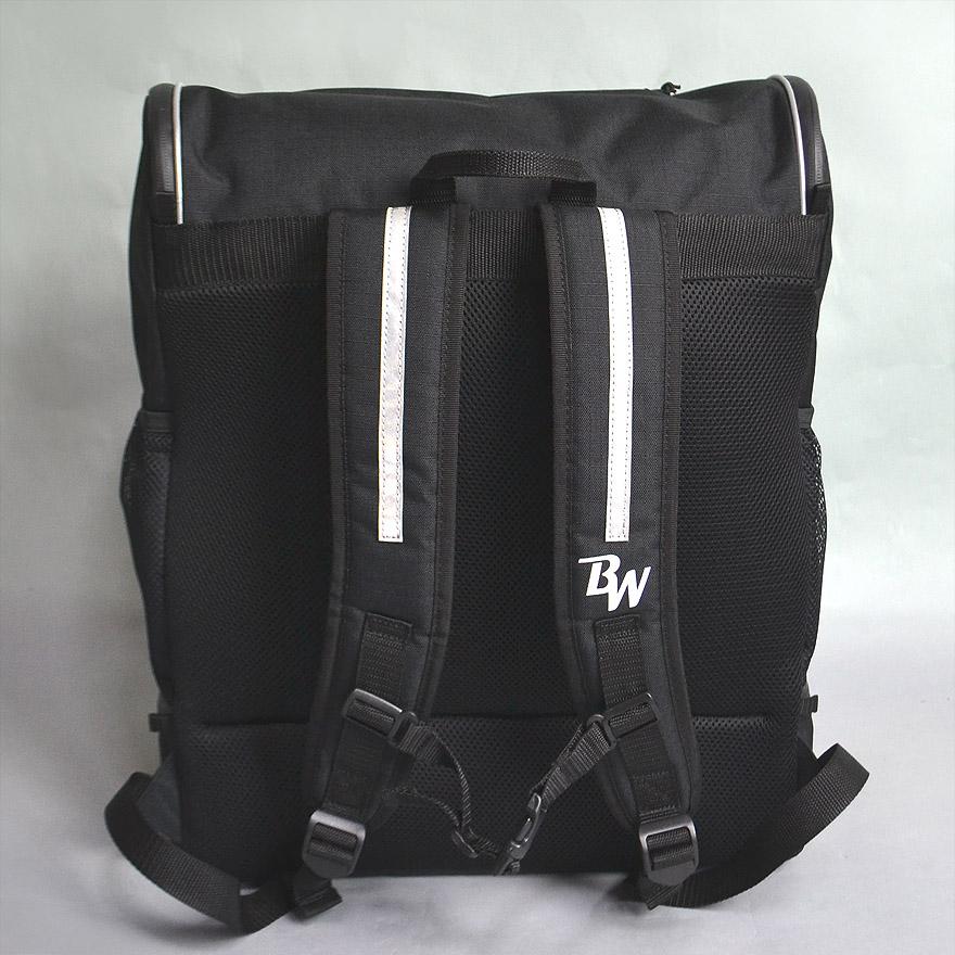 防具袋 新発売 【少年用】 BUDO WING - PRO 軽快撥水リュック <反射テープ採用>