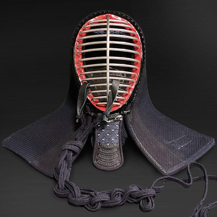 剣道防具セット 霞流監修十字刺 いぶき<お誂え> 柔らかさと体馴染みが良いのが特長