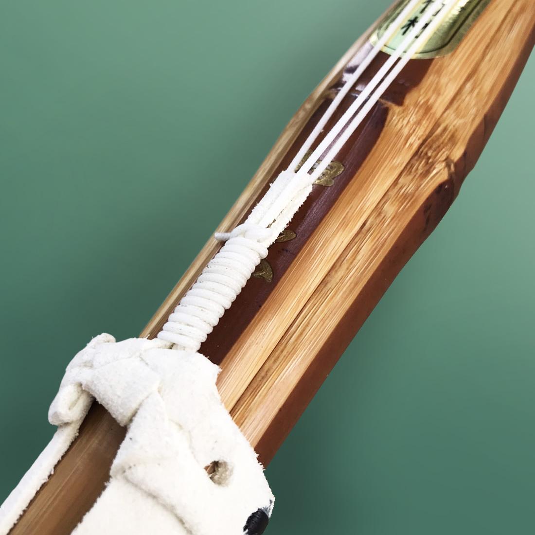 竹刀 バイオ竹刀 <烈>金文字  完成品 3.7サイズ・3.8サイズ ※SSPシールつき