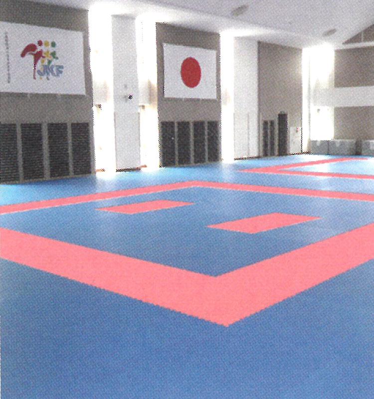 空手 全日本空手道連盟公認 試合用 ジョイントマット