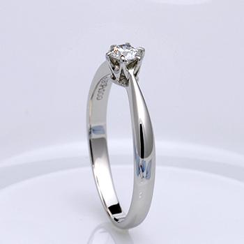 【ブライダル3点セット】結婚指輪のご予算で婚約指輪も叶う!ブライダル3点セット プラチナ 人気のシンプルデザインのお得なセット Bs1007JKR083LM-18F-H6
